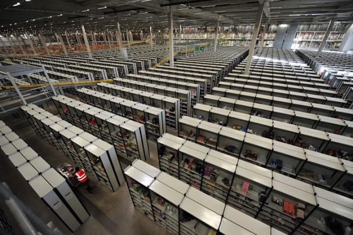 skladiamazona 3 Склады Amazon