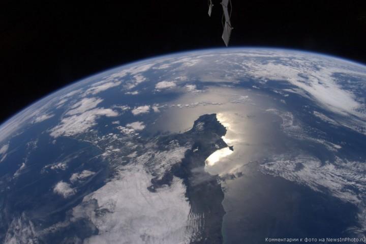 Фотографии Земли астронавта Рона Гарана, сделанные им с МКС | NewsInPhoto.ru Новости и репортажи в фотографиях (17)