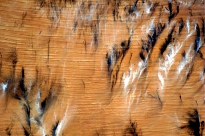 KrisXedfild 14 Крис Хэдфилд: потрясающие фотографии из космоса
