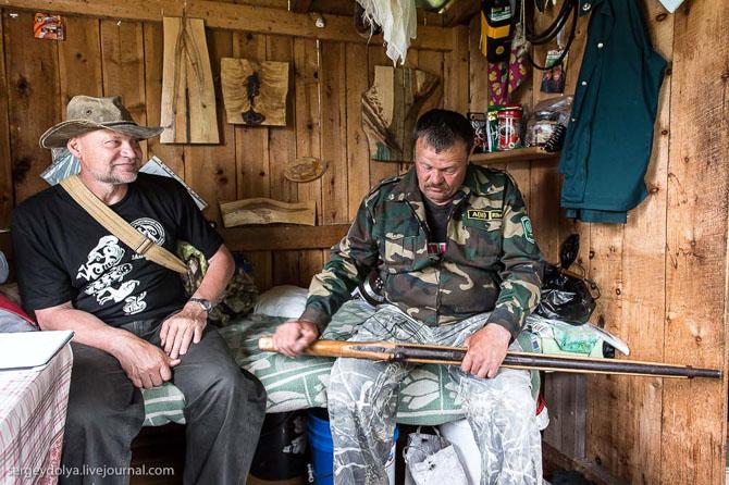 Путешествие по кордонам Телецкого озера на Алтае
