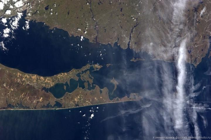 Фотографии Земли астронавта Рона Гарана, сделанные им с МКС | NewsInPhoto.ru Новости и репортажи в фотографиях (22)