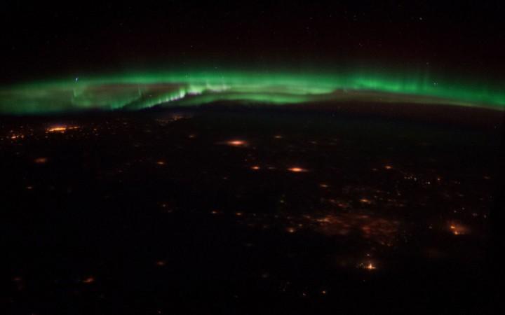 ISS25 Международная космическая станция: экспедиция 34