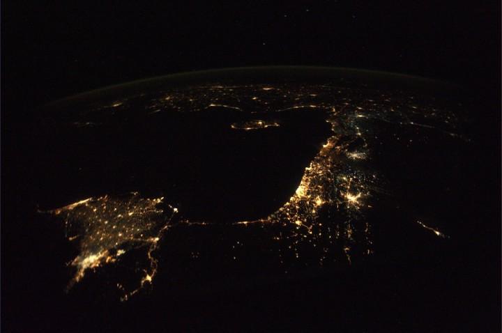 2723 Невероятные фото из космоса астронавта Дугласа Уилока