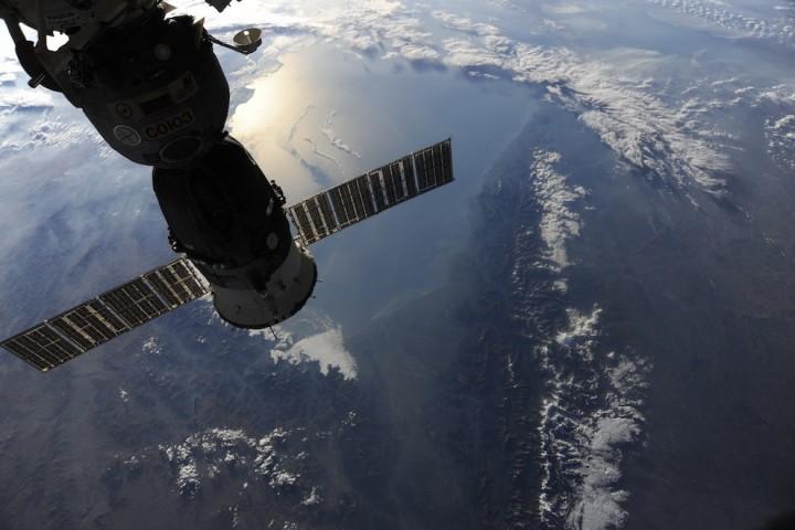 2033 Невероятные фото из космоса астронавта Дугласа Уилока