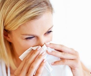 Аллергия на пыль тяжело дышать что делать