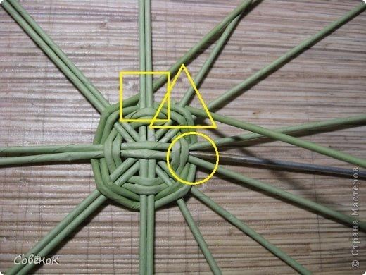 Мастер-класс Плетение МК - Шкатулка из бумаги Бумага газетная Трубочки бумажные фото 7