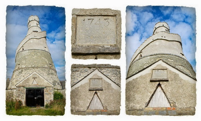 Удивительный амбар - достопримечательность города Лейкслип