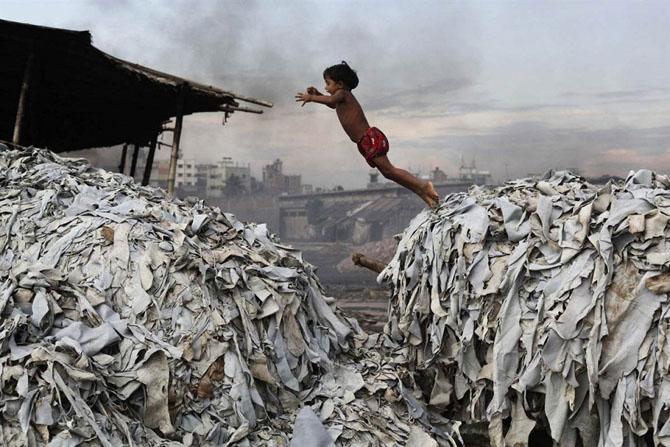 Самые загрязненные места на Земле