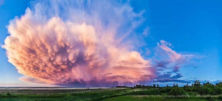 Грозовое облако