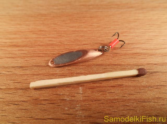 Кастмастер для ловли окуня