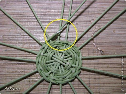 Мастер-класс Плетение МК - Шкатулка из бумаги Бумага газетная Трубочки бумажные фото 9