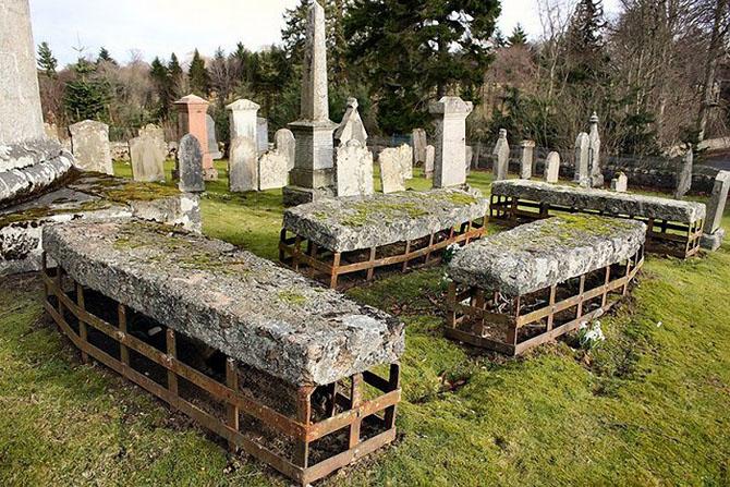 Как британцы защищали близких от похитителей тел