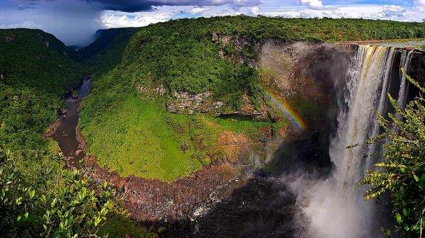 20 Самых живописных водопадов планеты