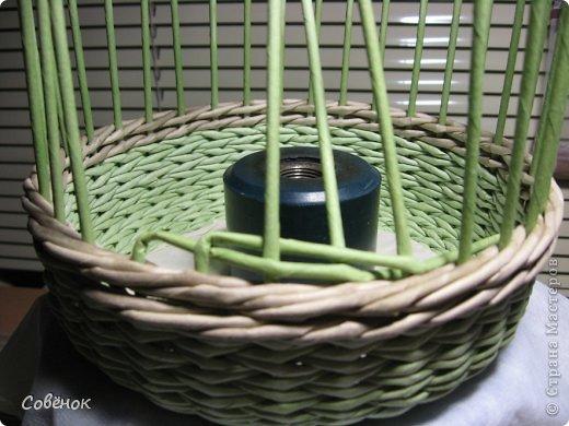 Мастер-класс Плетение МК - Шкатулка из бумаги Бумага газетная Трубочки бумажные фото 39