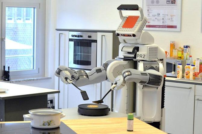 Роботы, которые скользят, ползают, летают и даже играют рок