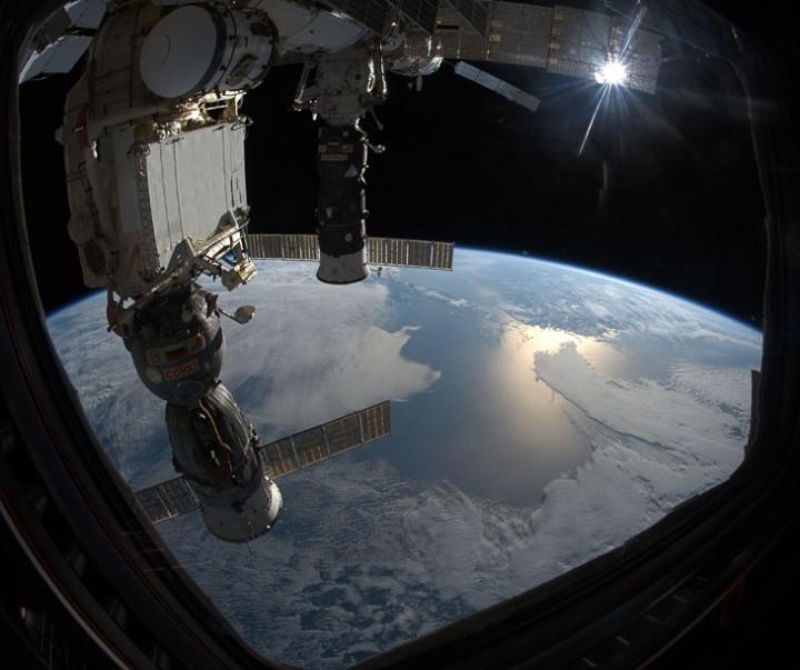 Фотографии Земли с Международной Космической Станции. Часть 2