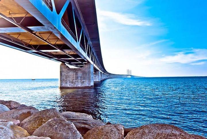 mosttonel 3 Эресуннский мост тоннель
