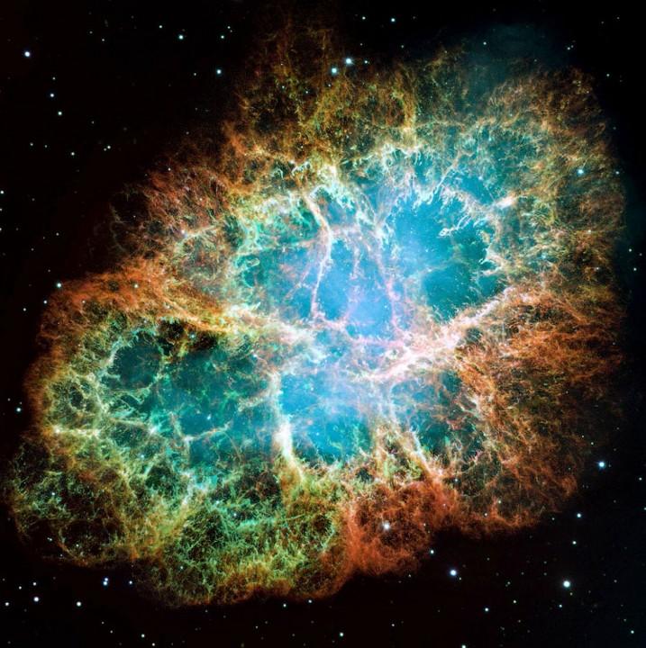 star04 Остатки от вспышек сверхновых звезд