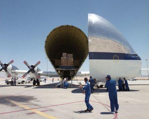 Самолет Super Guppy #2