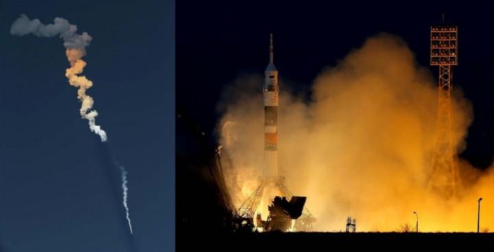 KrisXedfild 2 Крис Хэдфилд: потрясающие фотографии из космоса