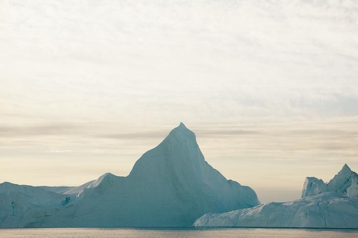 Фотосессия в Аллее айсбергов заняла у Харсента 10 дней