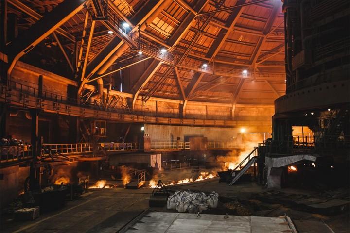Производственный процесс: Как плавят металл. Изображение №4.