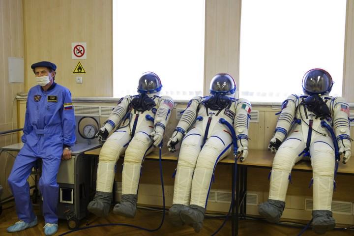 ISS05 Международная космическая станция: экспедиция 34