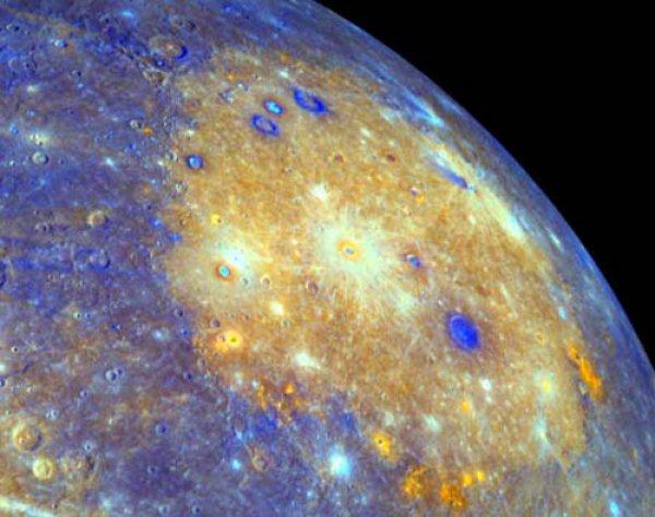 Шестое место. Меркурий. Да-да, даже на этой планете может появиться жизнь.