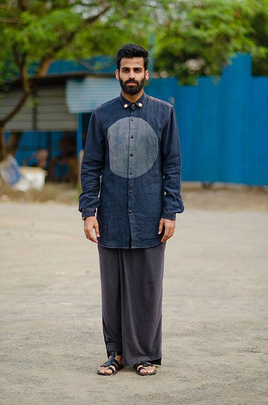 Индийский уличный стиль