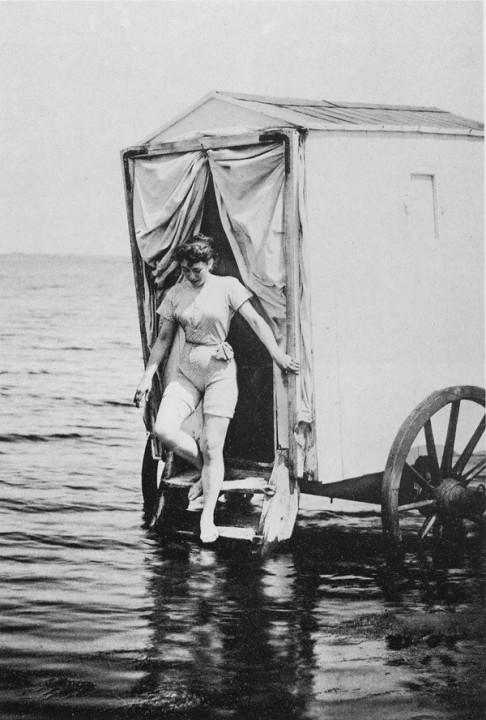 Beachfashion01 Пляжная мода 20 30 х годов XX века