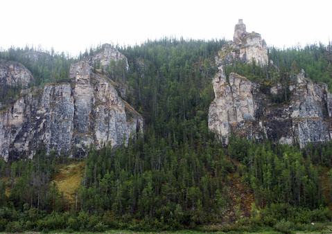 Пейзаж. Якутия