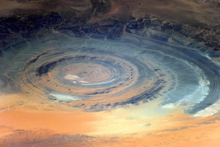 Структура Ришат (Гуэль-Эр-Ришат) Richat Structure